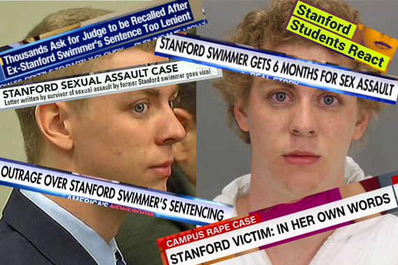 Convicted Rapist Brock Turner Requests New Trial, Risks Second Conviction